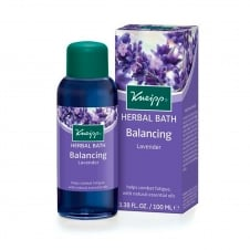 Lavender Balancing Herbal Bath Oil 100ml