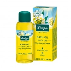 May Chang & Lemon Enjoy Life Herbal Bath Oil 100ml