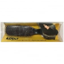 Bio-Care Keratin & Argan Oil Infused Large Hair Brush