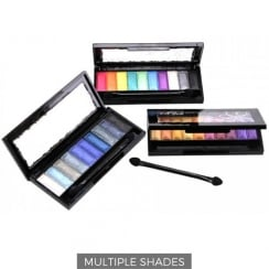 High Definition 10 Colour Eyeshadow Palette