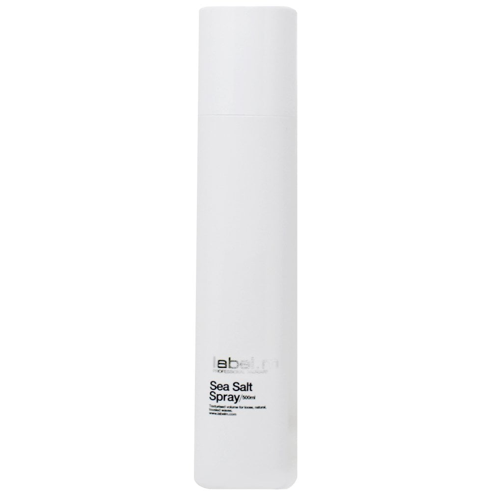 label m sea salt spray