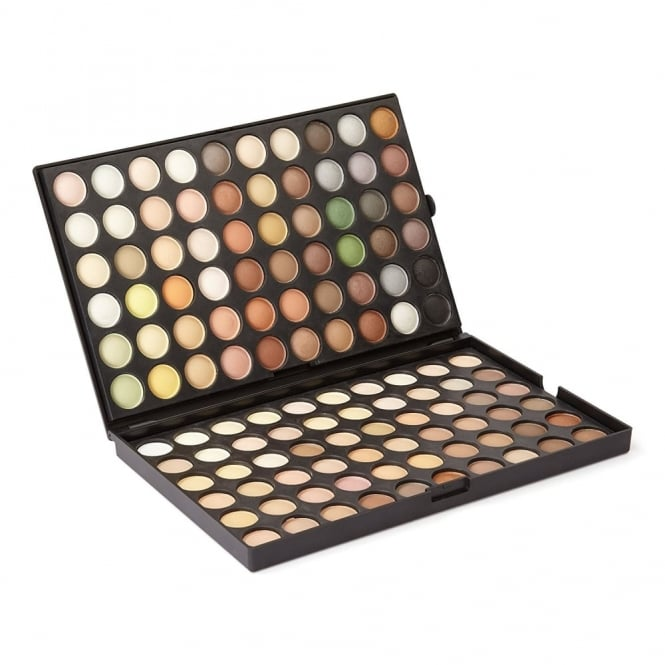 LaRoc Cosmetics Natural Shades Professional 120 Colour Eyeshadow Palette