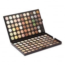 Natural Shades Professional 120 Colour Eyeshadow Palette