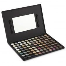 Natural Shades Professional 88 Colour Eyeshadow Palette
