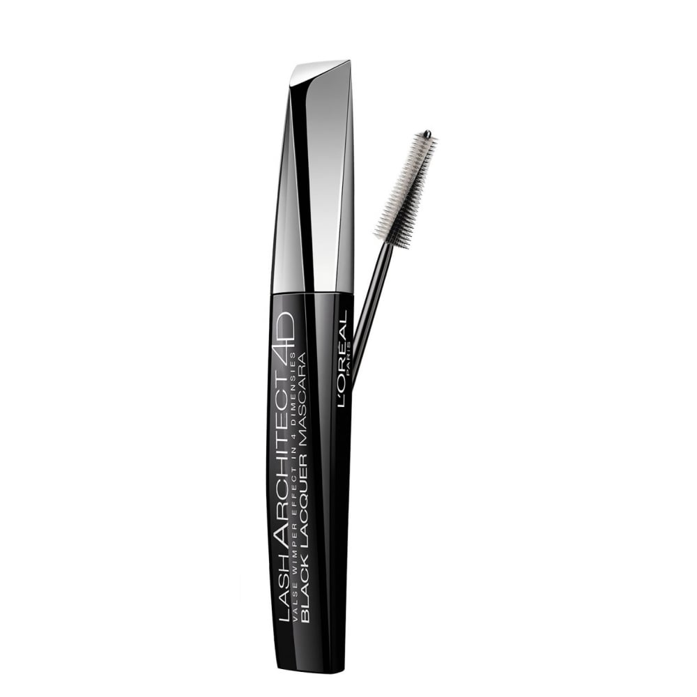 4a983137236 L'Oreal Paris Lash Architect 4D Mascara Lacquer Black 11ml - Free ...