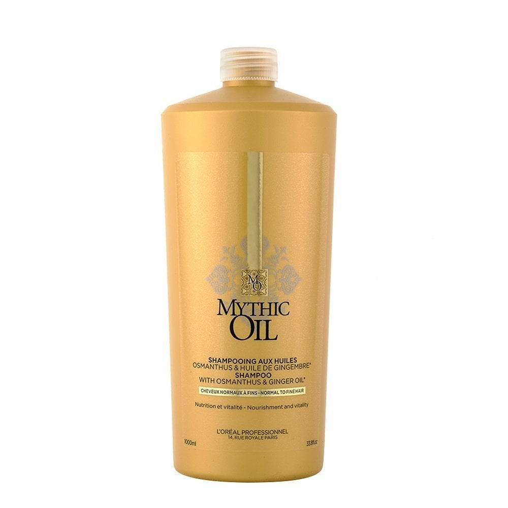 LOreal Professionnel Mythic Oil Shampoo For Normal Fine Hair