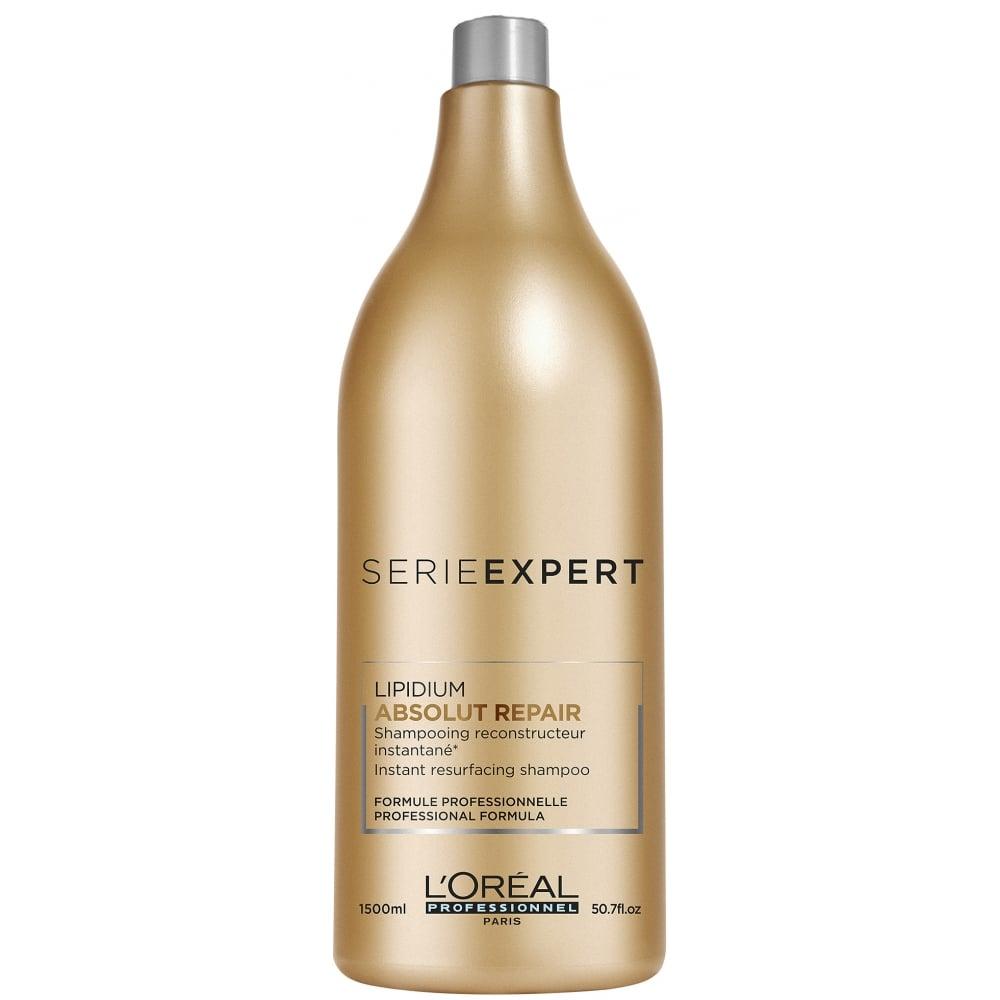 69d5fe171 L'Oreal Professionnel Serie Expert Absolut Repair Lipidium Shampoo 1500ml