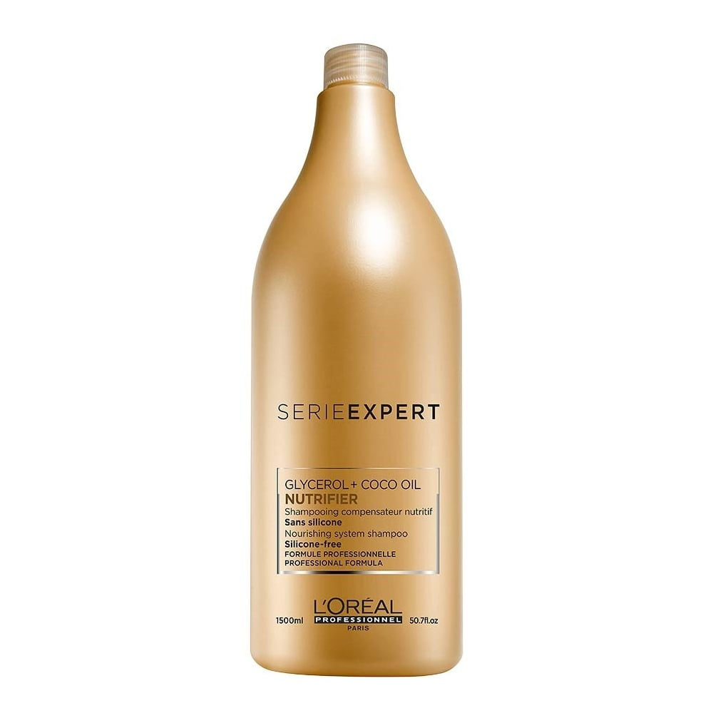 LOreal Professionnel Serie Expert Nutrifier Shampoo 1500ml Free