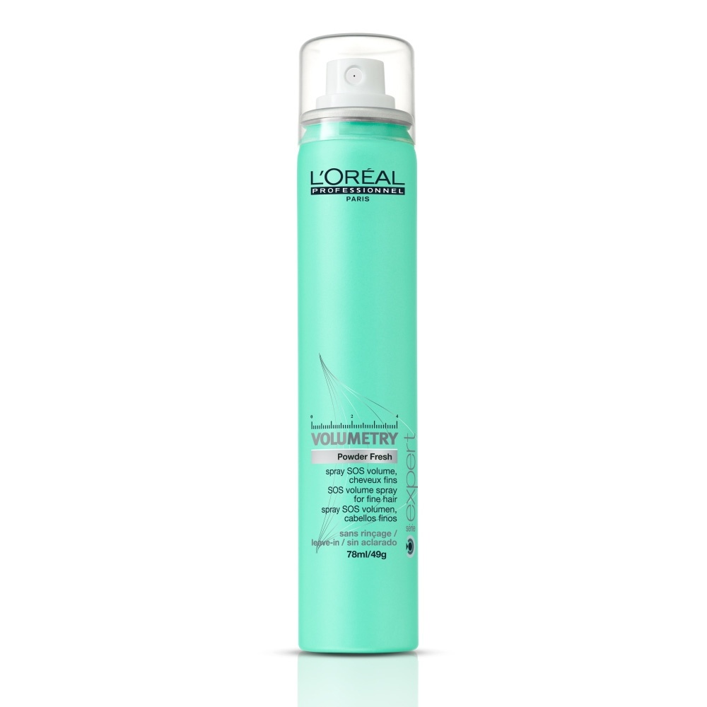 l 39 oreal professionnel serie expert volumetry sos spray