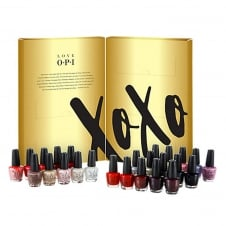 Love OPI XOXO Nail Polish Advent Calendar 25 x 3.75ml