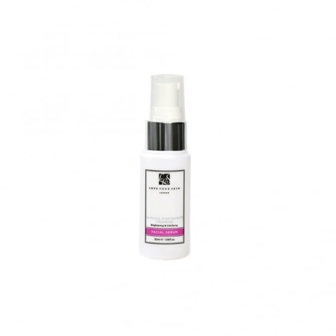 Love Your Skin Brightening & Clarifying Facial Serum 30ml