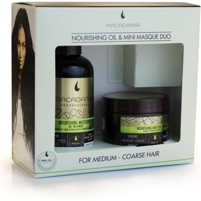 Macadamia Professional Nourishing Moisture Duo Kit