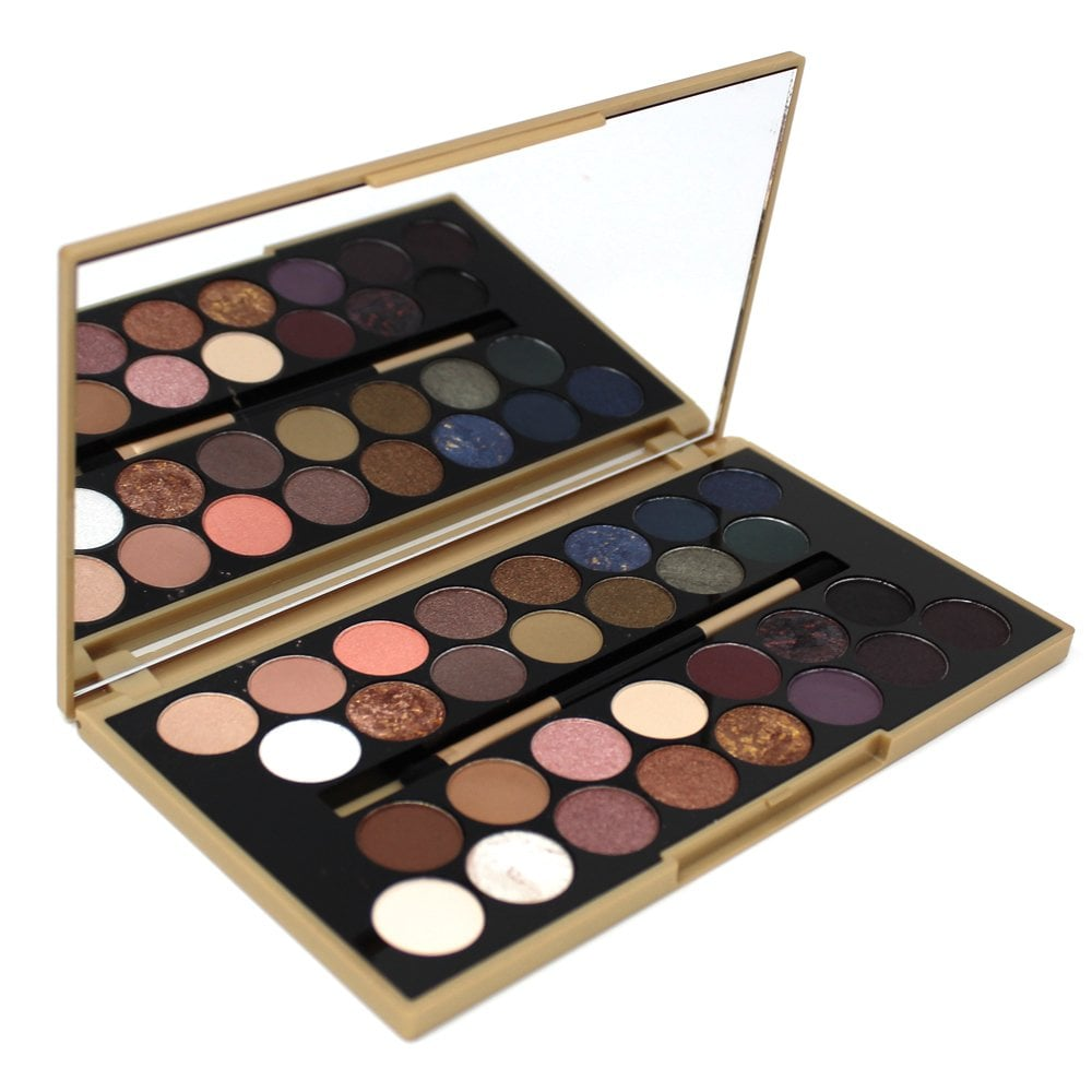 Makeup Revolution Fortune Favours The Brave 30 Colour Eyeshadow ...