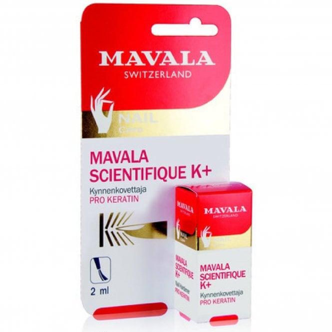 Pro Strong Nail Strengthener: Mavala Scientifique K+ Nail Hardener 2ml