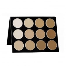 Celebre Pro-HD Cream Foundation Foundation Contour & Highlight Palette
