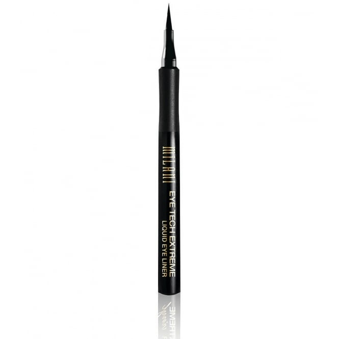 Milani Eye Tech Extreme Liquid Eyeliner Shiny Black