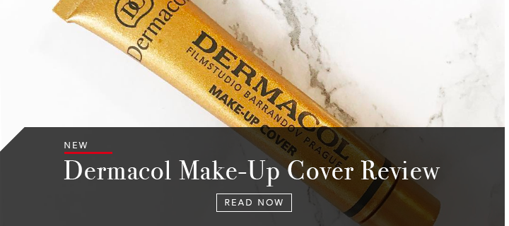 Dermacol Make-Up Cover Review