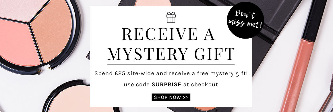 Receive a mystery gift