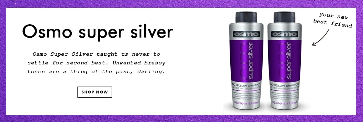 Hair - Osmo Super Silver