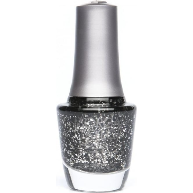 Morgan Taylor Better In Leather Nail Polish 15ml