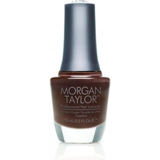 Morgan Taylor Latte Please Nail Polish 15ml
