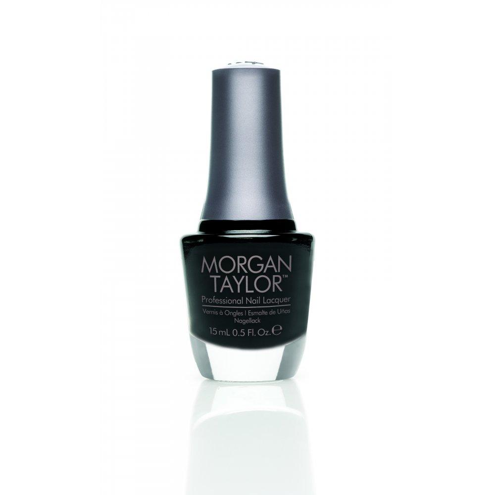 Home nails nail polish morgan taylor little black dress nail polish