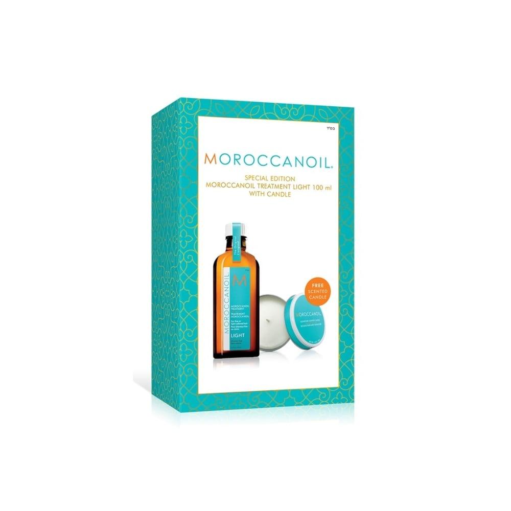 moroccanoil light 100ml