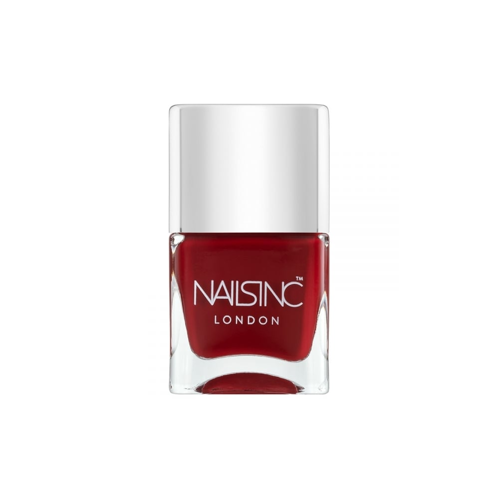 Nails Inc Chelsea Green Nail Polish 14ml – Free Delivery – Justmylook