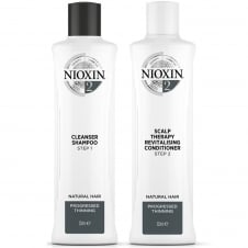System 2 Shampoo & Conditioner Twin 2 x 300ml