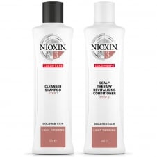 System 3 Shampoo & Conditioner Twin 2 x 300ml