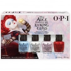 Alice In Wonderland Mini Pack 4 x 3.75ml