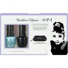 Breakfast At Tiffany's I Believe In Manicures Duo Pack 2 x 15ml