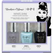 Breakfast At Tiffany's Infinite Shine Trio Pack 3 x 15ml