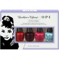 Breakfast At Tiffany's Style Icons Mini Pack 4 x 3.75ml