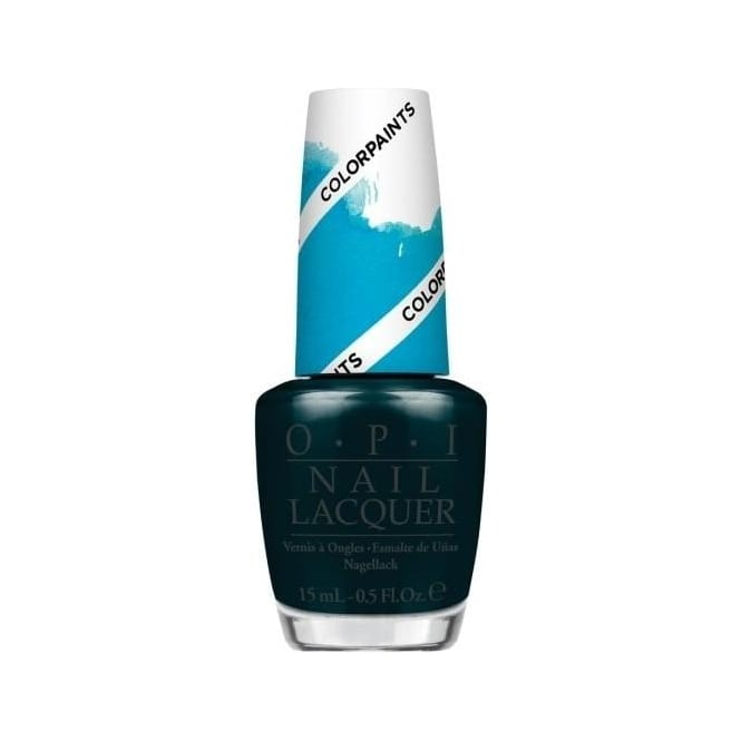 OPI Color Paints Turquoise Aesthetic Nail Polish 15ml