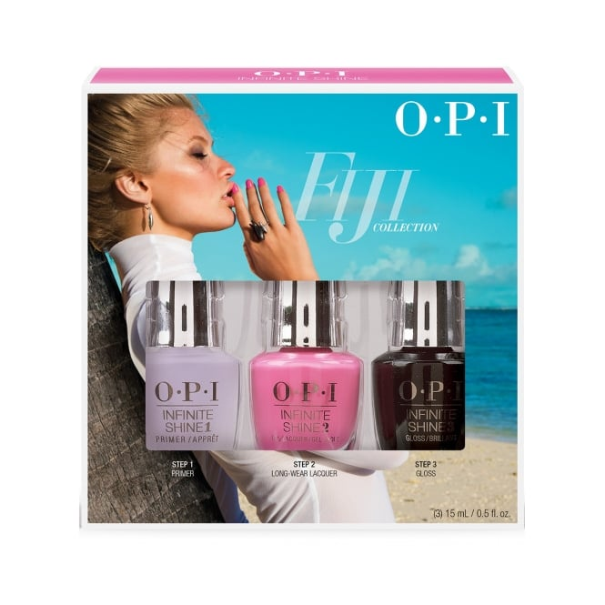 OPI Fiji Infinite Shine Trio Pack 3 x 15ml