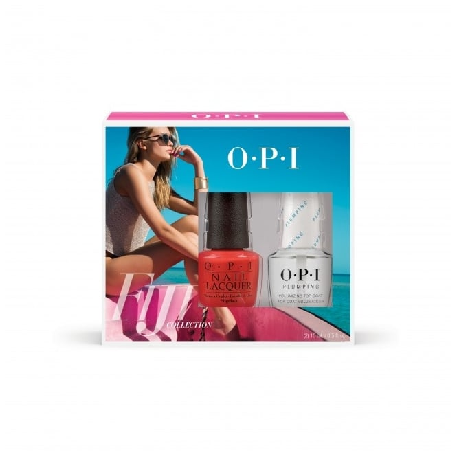 OPI Fiji Number 2 Duo Pack 2 x 15ml