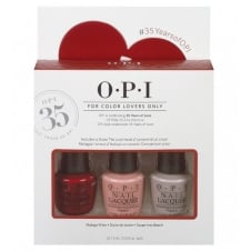 For Colour Lovers Only Trio Pack 3 x 15ml
