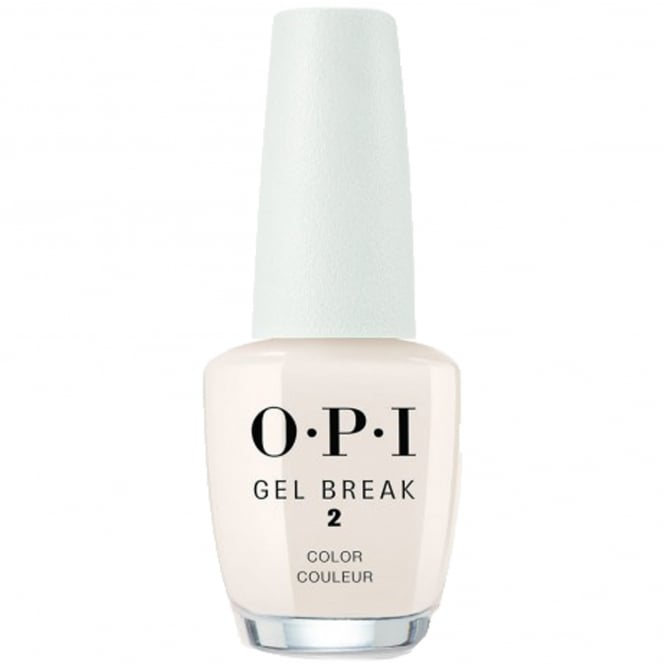 OPI Gel Break Barely Beige Nail Polish 15ml