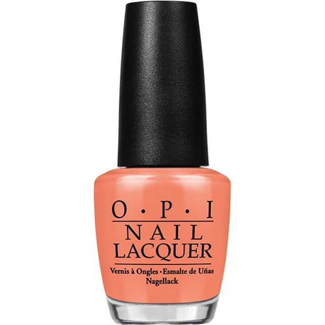 OPI I'm Getting A Tan-gerine Nail Polish 15ml