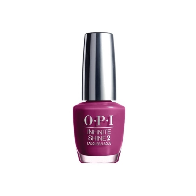 OPI Infinite Shine Don't Provoke Plum Nail Polish 15ml