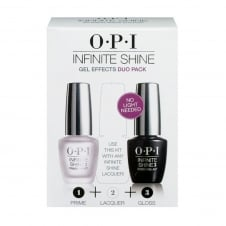 Infinite Shine Primer Base Coat & Gloss top Coat Duo Pack 15ml