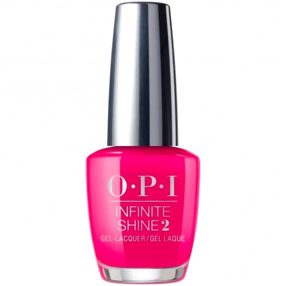 Opi Infinite Shine Strawberry Margarita Nail Polish 15ml Nails Free Delivery Justmylook