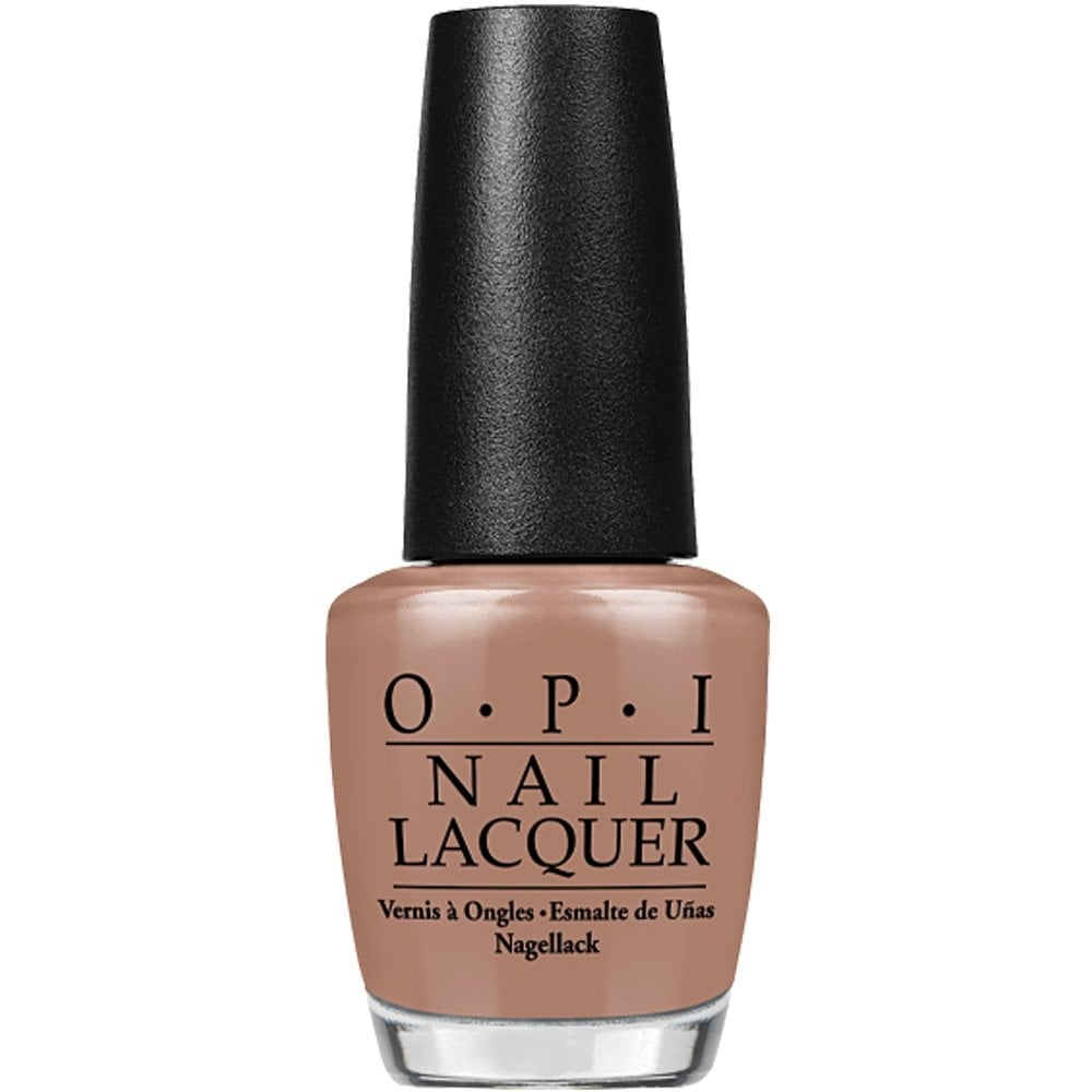 Opi Over The Taupe Nail Polish 15ml