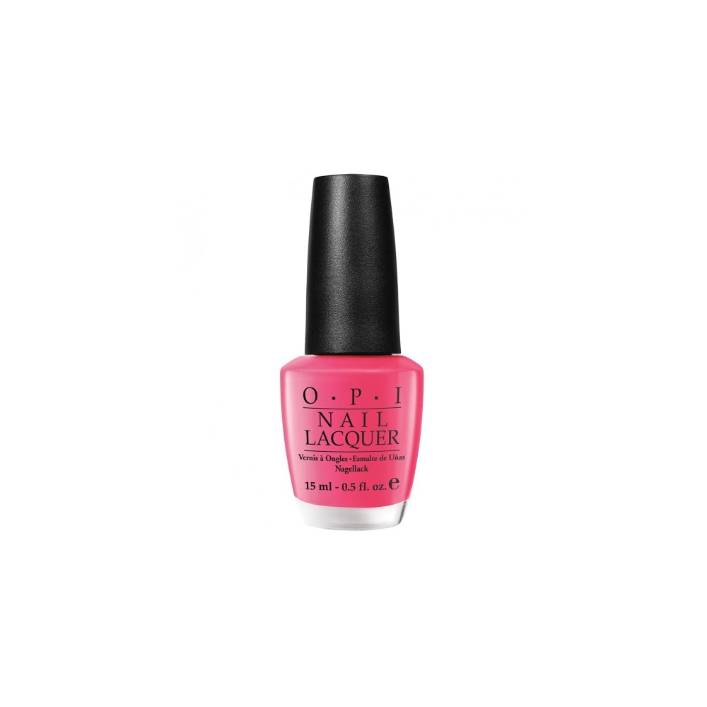 Opi Strawberry Margarita Nail Polish 15ml Free Delivery Justmylook