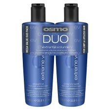 Extreme Volume Shampoo & Conditioner Twin 2 x 1000ml