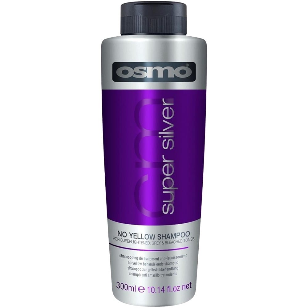 Silver Shampoo For Natural Blonde Hair
