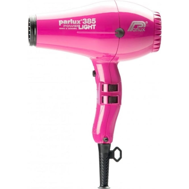 Parlux 385 Power Light Hair Dryer Pink