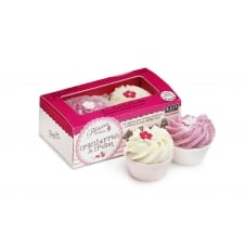 Cranberries & Cream Bath Tartlettes Duo Pack