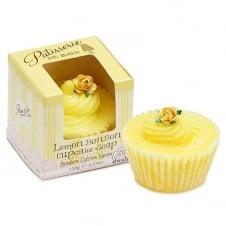 Lemon Bon Bon Cupcake Soap